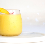 Mango-Banana Smoothie